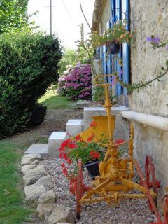 Chambres d'hôtes between Bordeaux and Bergerac - Malbec room - Massugas vacation rentals