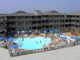 Outer Banks Beach Club Resort  Poolfront view - OUTER BANKS -  Waterview!!! Aug 27 - Sept.3, 2016 - Kill Devil Hills - rentals