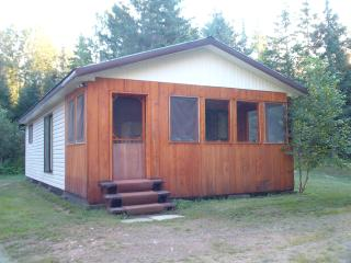 Kargus Off-Grid 350 acres Scenic Homestead Cabin Retreat! - Bancroft vacation rentals