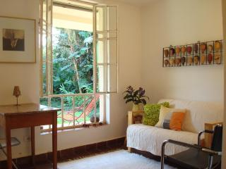 Sunny Flat With Tropical Garden - Santo Andre vacation rentals