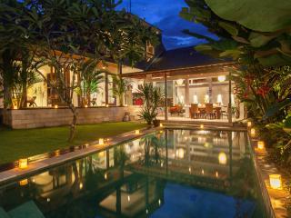 3 BR Riverside Villa Seminyak - Villa Liang - Seminyak vacation rentals