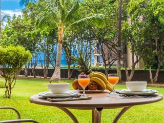 Ocean view Condo 110  Kaanapali Shores- Newly renovated & decorated and Includes every amenity - Lahaina vacation rentals