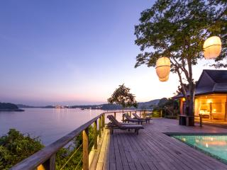 Oceanfront luxury private pool villa, maid & cook - Phuket Town vacation rentals