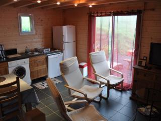 Rent of wooden holiday cottage(shelter) (Hautes-Pyrénées) - Cauterets vacation rentals