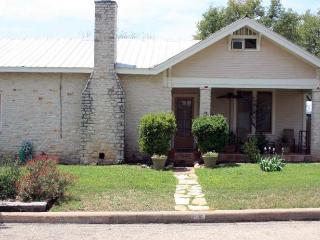 Schubert Street House - Texas Hill Country vacation rentals