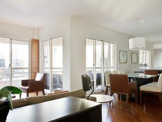 Stylish 3 Bedroom Apartment in Jardins - State of Sao Paulo vacation rentals