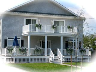 The Cape May Beach House- steps to the beach! - Cape May vacation rentals