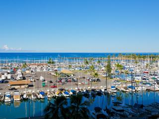 Magical Views..Rainbows...Relax on a Spacious Lanai...Ocean Front and steps to Beach.. - Honolulu vacation rentals