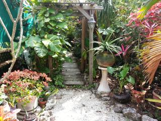 Tropical Garden Guest House (sleeps 3) - Big Pine Key vacation rentals