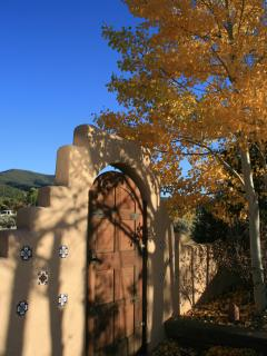 View the Sunsets from Our Gazebo in Our 2-Acre Sou - Taos vacation rentals