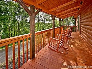 Great Location!  Brand New 2 Bedroom Luxury Cabin in Gatlinburg w/Media Room - Tennessee vacation rentals