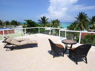 Beachside Playacar Vacation Home - Vista del Mar - Yucatan-Mayan Riviera vacation rentals