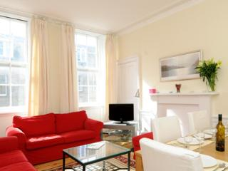 Lovely 3 double bedroom 2nd floor city centre apt - Edinburgh vacation rentals