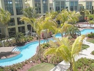 Lazy River Pool - Aquatika Best Location ! First Floor, Free High Speed Internet. - Loiza - rentals