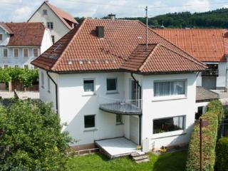 Vacation Home in Albstadt-Onstmettingen - 1561 sqft, central, quiet, convenient (# 4115) - Oberndorf am Neckar vacation rentals