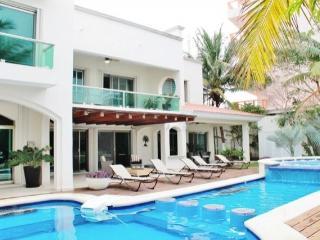Casa Santa Pilar - Beachfront, Amazing Pool/Jacuzzi, Pool Table - Cozumel vacation rentals