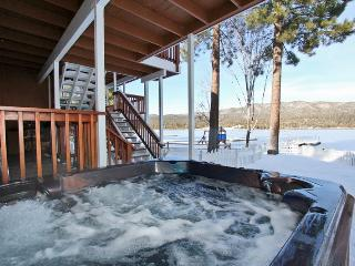 Lakefront Manor - Luxurious! Boat Dock! Spa! Pool! - Big Bear Lake vacation rentals