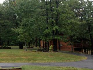 Wild Plum ~ Small Log Cabin #2 - Eureka Springs vacation rentals