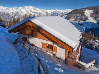 Stunning new 5 bedroom ski chalet - Valais vacation rentals