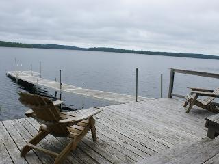 The Moosehorn Cabin- family cabin at Ponhook Lake - Queens County vacation rentals