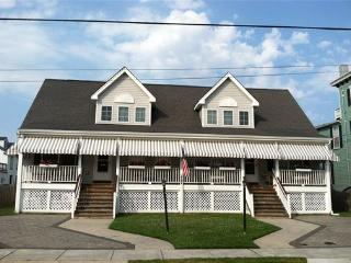 The Cape May Beach House: Grant West Side- walk to beach and town - Cape May vacation rentals