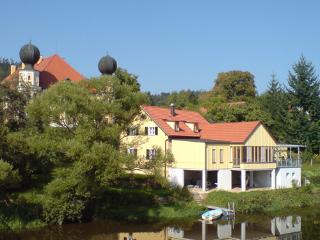 BEAUTIFUL HOLIDAY APARTMENTS DIRECTLY AT THE RIVER - Stamsried vacation rentals