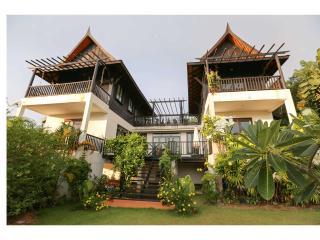 Koh Mak villa, large garden, pavilion, housekeeps - Koh Mak vacation rentals