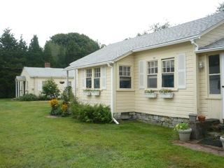 Bud Cottage on left - Bud Cottage - Charlestown - rentals