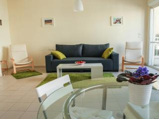 Central 2br with balcony& parking beach apartment - Tel Aviv vacation rentals