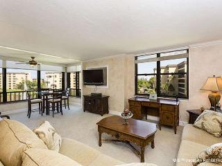 Gulf and Bay Club 409B 2 bedrooms, Beach Front, Heated Pool, Gym - Siesta Key vacation rentals