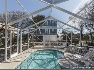 Glory by the Sea, 4 Bedroom, Private Pool - Saint Augustine vacation rentals