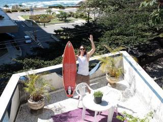 Leblon Beachfront Villa Apt. 3 - Rio de Janeiro vacation rentals