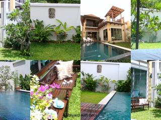 3 Bed Private Pool Villa,close To Laguna Area,Bang Tao/Surin Beaches,golf,spas and Marina(Dl/wkl/mt) - Phuket vacation rentals