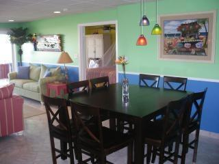 Dining area - Beachfront Diamond Beach - Wildwood Crest - rentals