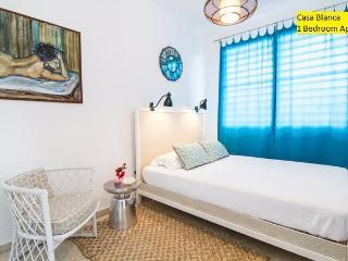 LA CASA BLANCA | BRISA 1 Bedroom Apartment - San Juan vacation rentals