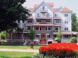 The St. Elmo, on Bestor Plaza - St. Elmo #317, 2 Bedroom 2 Bath Condo - Chautauqua - rentals