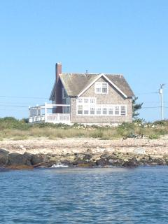 sakonnet point ocean front with private beach - Little Compton vacation rentals