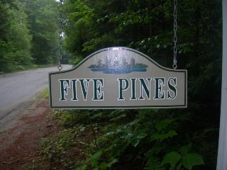 FIVE PINES COTTAGE - Aurora vacation rentals