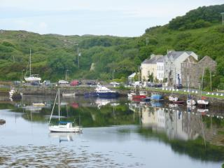 Connemara's Clifden Town 3 bed Balconied Apartment - Clifden vacation rentals