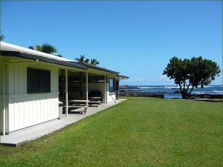 Kapoho Oceanfront Home - Kapoho vacation rentals