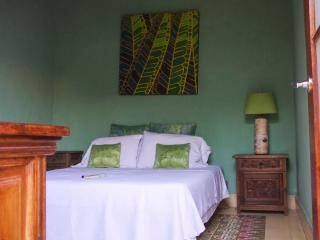 ROMANTIC COLONIAL HOUSE IN OLD CITY - GREEN ROOM - Cartagena District vacation rentals