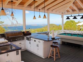 Coconuts: Panoramic ocean views and sunsets - Cruz Bay vacation rentals