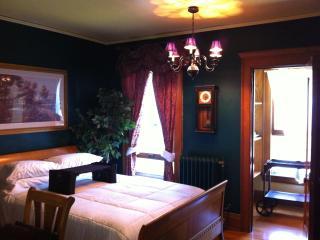 En-Suite Queen in Historic Mansion - Syracuse vacation rentals