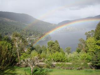 HIGH-VIEW home overlooking Maple Bay & Saltspring - Duncan vacation rentals