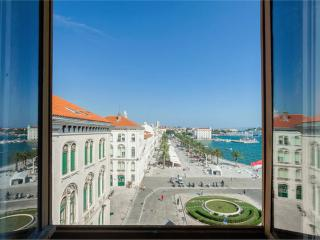 Bajamonti Palace Seaview Apartment - Split vacation rentals