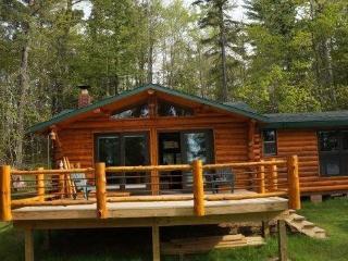 Turtle Lake Vintage Log Cabins the Timberdoodle - Bigfork vacation rentals