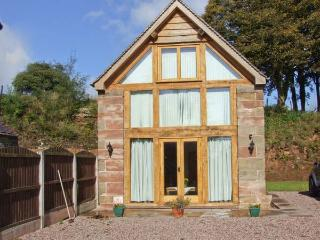 ORCHARD COTTAGE, pet-friendly, private garden, open beams and stonework, near - Cheadle vacation rentals