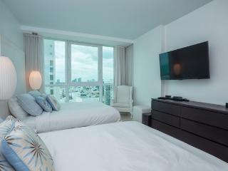 Setai Hotel 2 Bedroom Ocean View - 21st Floor - Miami Beach vacation rentals