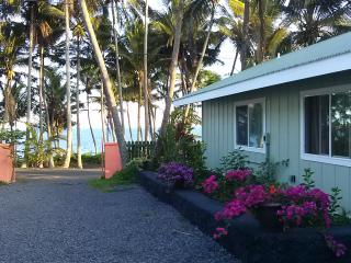 The Whale House @ Kehena Beach - OCEANVIEW - Pahoa vacation rentals