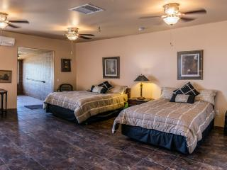 Cresote Guest Room - Turtle Back Mesa B&B - Indio vacation rentals